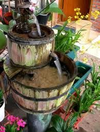 Tips To Beautify Home Garden With Water Fountains