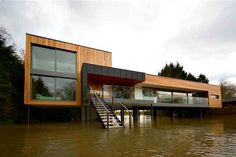 Building on a Floodplain - The Green Home