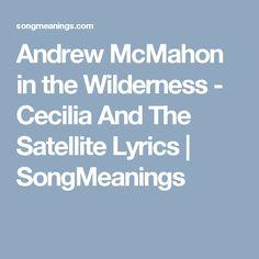 Andrew McMahon (Ex-Jack's Mannequin) Shares 'Andrew ...