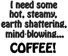 I need some of it, too. Happy Sunday!
