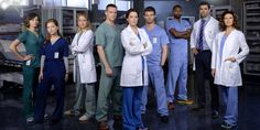 """'Saving Hope' Season 3 spoilers: Haunting, heartbreak, and healing premiere pics & details, plus """"Saving Hope"""" is coming to US TV! Medical Tv Shows, Medical Drama, Saving Hope Cast, Full Cast, It Cast, Erica Durance, Michael Shanks, Image New, New Amsterdam"""