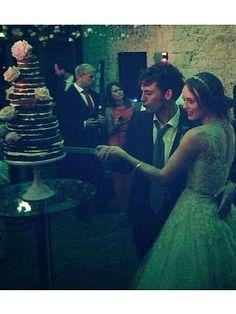 Sam Claflin marries Laura Haddock - pictures - CosmopolitanUK