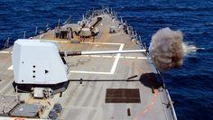 "Mk-45 model Mod. 2 4 5"" 54 62 5-inch 54 62 caliber naval gun"