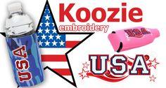 USA Stars & Stripes Applique