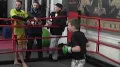 2017-02-09 K1-Schüler- und Junioren Training - Sugambrer Fightclub
