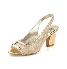 "AK Anne Klein® ""Urbain"" Slingback Dress Heels at www.herbergers.com"