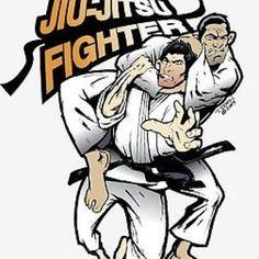 Jiu-Jitsu Fighter