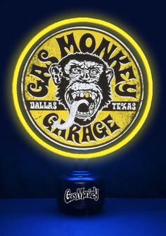 gas monkey garage Resultado de imagen para gas monkey logo from fast n loud Gas Monkey Garage, Gas Monkey Logo, Gaz Monkey, Garage Art, Garage Signs, Jada Toys, Gas Pumps, Old Signs, Vw T1