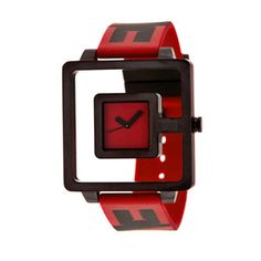 Hola Watch Red now featured on Fab.