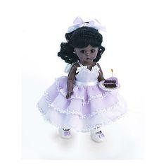 Madame Alexander Dolls Happy Birthday Madame Alexander , (African American)