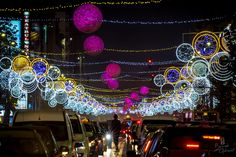 Christmas Lights in Bucharest by Cristian Vasile on 500px
