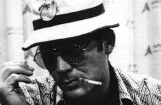 Hunter S. Thompson's Surprisingly Sage Advice on How to Find Your Purpose and Live a Meaningful Life – Brain Pickings 20 Years Old, Year Old, Hunter S. Thompson, Butterfly Theory, Letters Of Note, Private Person, Anne Lamott, Book Trailers, Meaningful Life