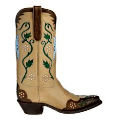 Moroccan Butterflies | Stallion Boots & Leather Goods