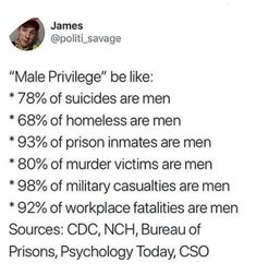 Mgtow Quotes, Anti Feminist, Nobodys Perfect, Feminism Quotes, Great Memes, Dont Tread On Me, Psychology Today, Pro Life, Oppression