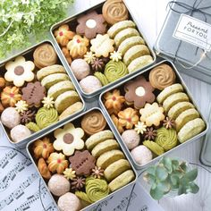 Cookie cans - Cookie packaging - Cookie cans - Cookie packaging -You can find Cookie packaging and more on our website.Cookie cans - Cookie packaging - Cookie cans - Cookie packaging - Bakery Packaging, Cookie Packaging, Packaging Design, Cookie Gifts, Food Gifts, Cookie Tin, Cookie Gift Boxes, Cute Cookies, Cupcake Cookies