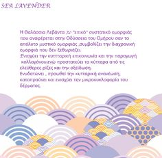 sea lavender  Sleeping Beauty Porcelain Skin, Sleeping Beauty, Lavender, Skin Care, Sea, Briar Rose, Skincare, Snow White, Skin Treatments