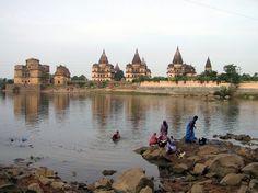 Fotografía: Juan José Cid - Orcha Jaipur, Taj Mahal, Varanasi, Nepal, India, World, Evening Prayer, Temple, Goa India