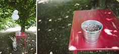 confetti station - natural petal confetti from ForageFor. nik & chris | an eco-friendly, handmade coastal welsh wedding » Home