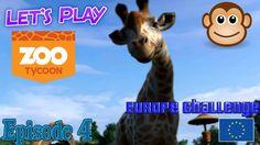 Zoo tycoon xbox one Europe Challenge - Episode 4