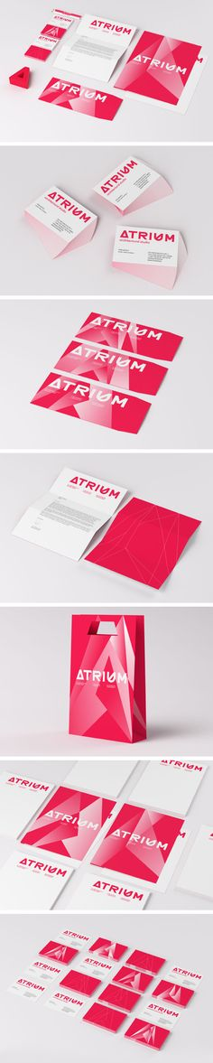 Atrium identity Curated By: Transition Marketing Services http://www.transitionmarketing.ca