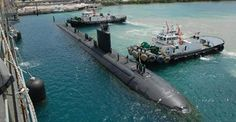"""Attack submarine Topeka will be the fourth sub home-ported in Guam after it emerges from its extended overhaul, Naval Submarine Force Pacific announced Monday night. Will move to Guam, joining attack subs Chicago, Key West and Oklahoma City, as well as sub tender Frank Cable.  The latest move will increase the number of attack subs at Guam as part of the strategic pivot to the Asia-Pacific and """"put the most advanced and capable units forward,"""""""