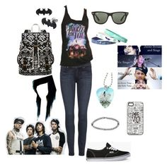 """Pierce the veil concert"" by batman182 on Polyvore"