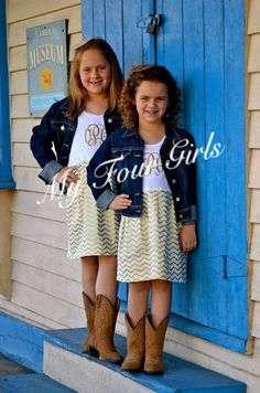 Hey, I found this really awesome Etsy listing at https://www.etsy.com/listing/215578147/girls-chevron-dress-gold-dress-holiday