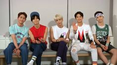 150615 SHINee - Pops in Seoul Facebook Update