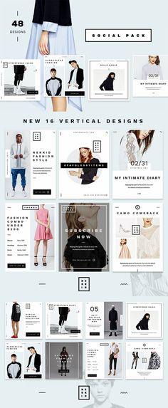 55 Ideas for fashion magazine typography web design Web Design, Layout Design, Design Art, Design Ideas, Page Design, Social Media Branding, Social Media Design, Social Media Posts, Social Media Banner