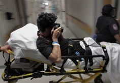 Photographer's loss offers hope for Boston wounded