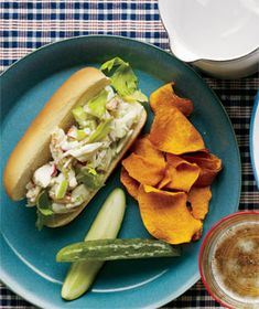 Get the recipe for Crab Rolls.