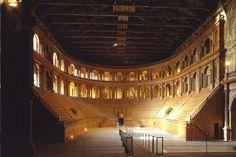 Parma - Il Teatro Farnese