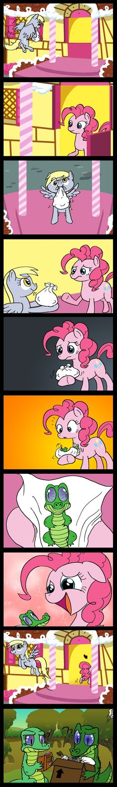 funny My Little Pony comic: