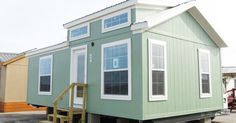 For a place called Tiny House, this one really doesn't feel that tiny on the inside.