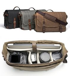 gorgeous camera bags
