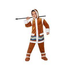 Disfraz de Esquimal #disfraces #carnaval