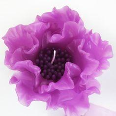 Handmade Purple Paeonia Floating Candle by Zenso, http://www.amazon.com/dp/B008QI6JQM/ref=cm_sw_r_pi_dp_w29grb190T7FN