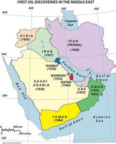 GEO ExPro - The First Oil Discoveries in the Middle East