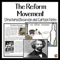Why is the Reform Movement important to kids today? Examine the Reform Movement through a new lens - the Levers of Power. Allow students to explore how people in the past were able to use their resources to create change in America. In this resource, students will learn about the different Reform Movements, summarize their