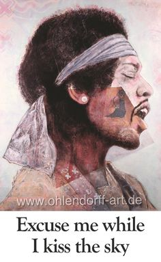 Jimi Hendrix (Gitarrist, Sänger) * 27.11.1942 –  † 18.09.1970  http://blog.powervoice.de/musicmonday-jimi-hendrix/