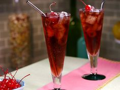 Try this recipe for Cherry Cola from Kimberly's Simply Southern featured on GAC!