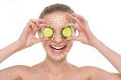 Comment faire des masques pour le visage aux flocons d'avoine