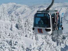 The Strawberry Gondola at Snowbasin Ski Resort. Ski And Snowboard, Snowboarding, Skiing Quotes, Ogden Utah, Ski Season, Greatest Adventure, Park City, Travel Destinations, Winter Destinations