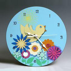 Bird Clock! :)