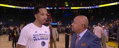 Dubs' Dynamic Duo breezes to 132-113 victory as Warriors  Takes 2-0 Series Lead in Finals OAKLAND, California Sunday June 4th -  #StephenCurry scored 33, 10 rebounds,11 assists to record triple-double while #KevinDurant became fourth player in NBA Finals history to register at least 30 points and 5 blocks in a game. #KlayThompson added 22 points,7 rebounds, while #ShaunLivingston and #IanClark each notched 10 points.