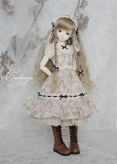 Vestidos de boneca, idéias para costureiras + links. Discussão sobre LiveInternet - Serviço diário russo on-line