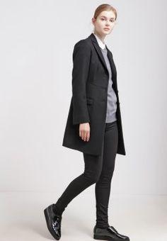 MAX&Co. - DOCILE - Cappotto corto - black