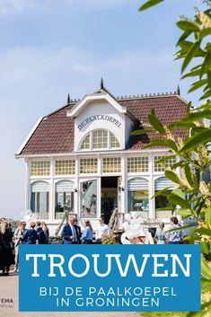 Een prachtige bruiloft bij de Paalkoepel in Groningen #trouwen #groningen Around The Worlds, Mansions, House Styles, Mansion Houses, Manor Houses, Fancy Houses, Palaces, Villas