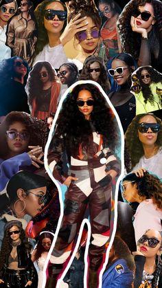 Nice Backgrounds, Rapper Wallpaper Iphone, Bryson Tiller, Homescreen Wallpaper, Background Ideas, Magic Art, Amazing Pics, Her Music, Black People