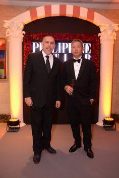 Wig Tysmans and David Lim